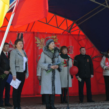 9 мая. Русскинская празднует 72-ю годовщину Победы
